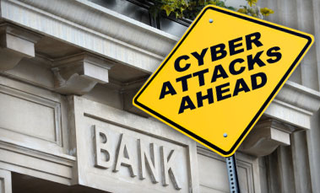 Cyber attacks bank